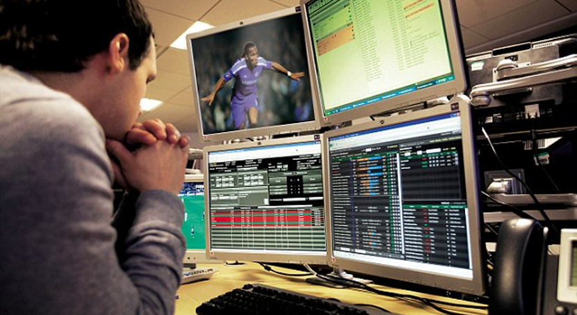 estratégias de trading esportivo
